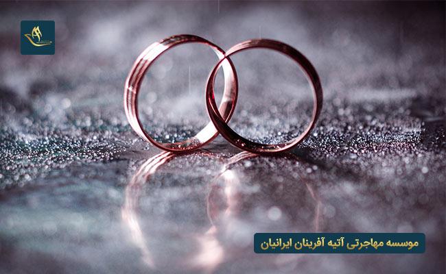 مهاجرت به اوکراین از طریق ازدواج | اخذ اقامت و تابعیت اوکراین از طریق ازدواج | شرایط برای ترک تابعیت ایران