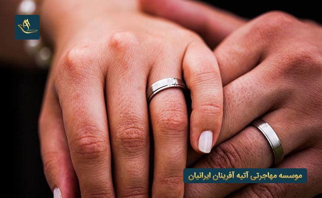 مهاجرت به قبرس از طریق ازدواج | ازدواج رسمی در قبرس | مزایای اخذ اقامت قبرس | هزینه های ازدواج در قبرس
