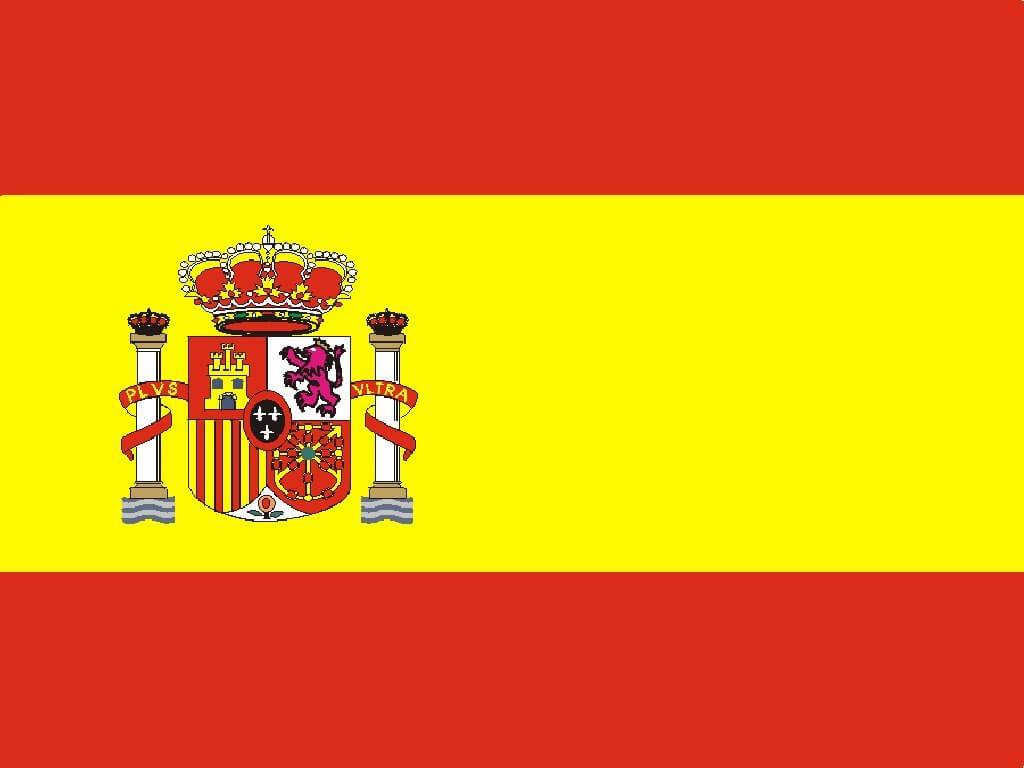 اطلاعات کشور اسپانیا
