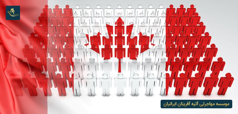 مهاجرت از طریق ویزای کار کانادا