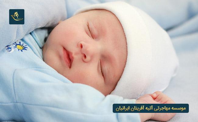 اقامت از طریق تولد فرزند در کشور کانادا | مهاجرت به کانادا از طریق تولد فرزند | مزایای تولد فرزند در کانادا