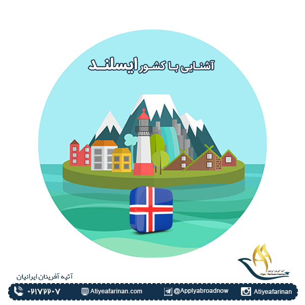 آشنایی با کشور ایسلند