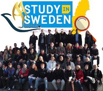 تحصیل در سوئد