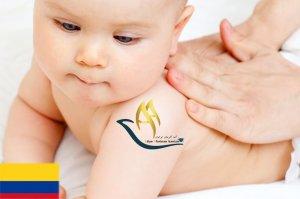 اقامت از طریق تولد فرزند در کشور کلمبیا