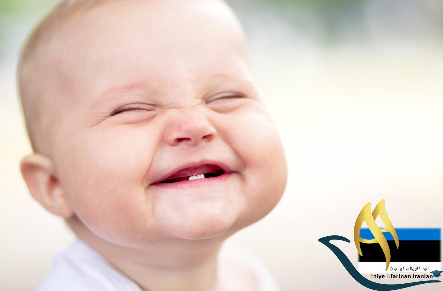 اقامت از طریق تولد فرزند در کشور استونی