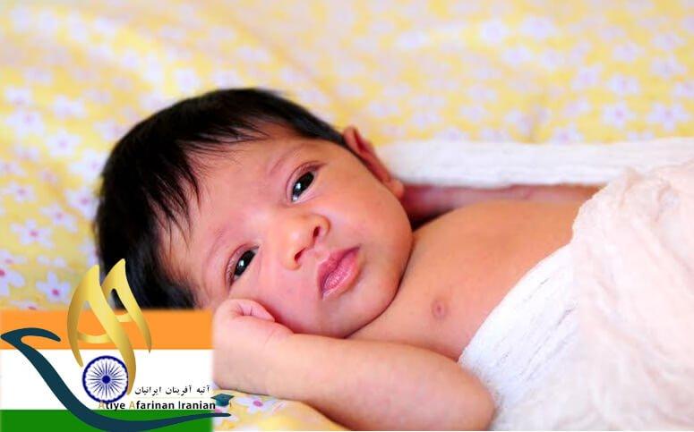 اقامت از طریق تولد فرزند در کشور هند