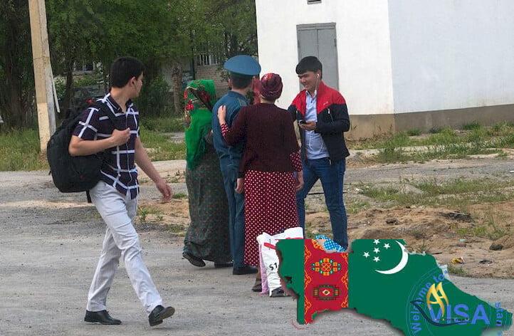 ویزای کار ترکمنستان