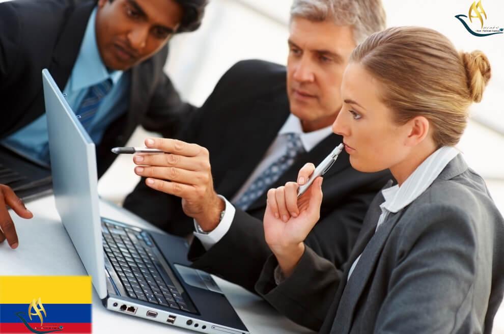 ویزای کار کلمبیا
