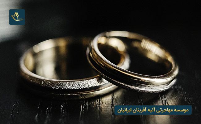 اخذ اقامت چین از طریق ازدواج | درخواست اقامت چین | انواع ویزای خانوادگی در چین | اخذ تابعیت از طریق ازدواج در چین