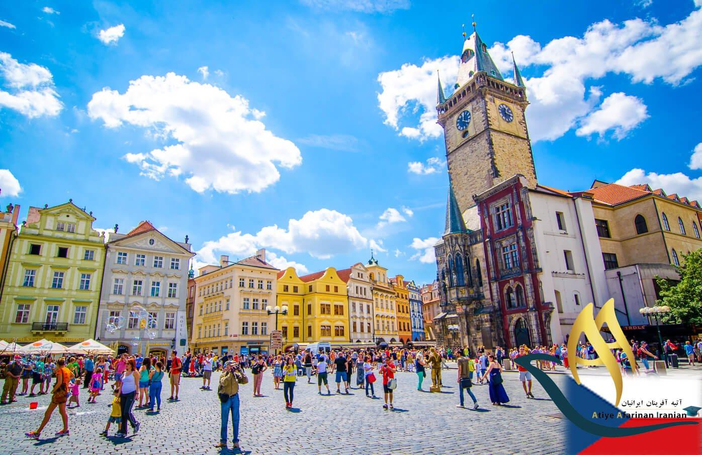 اطلاعات کشور چک