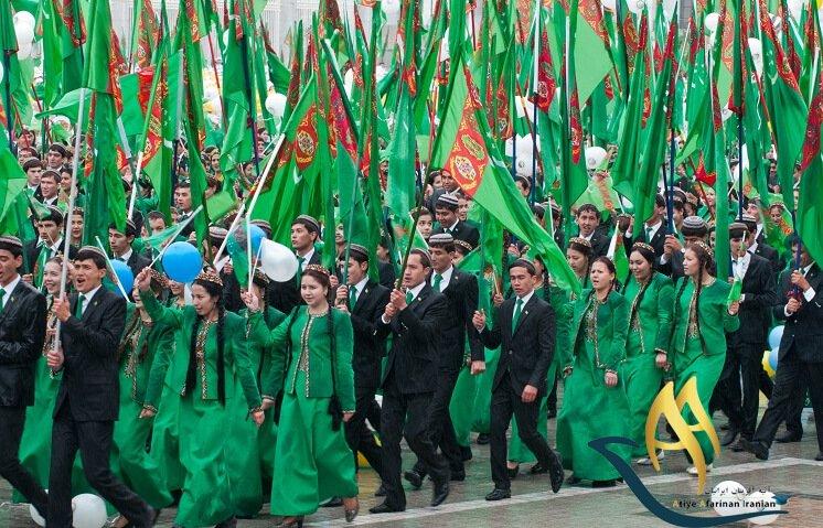 اطلاعات کشور ترکمنستان