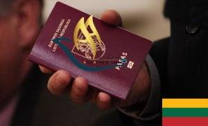 اخذ ویزای توریستی کشور لیتوانی