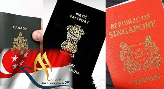 ویزای توریستی کشور سنگاپور