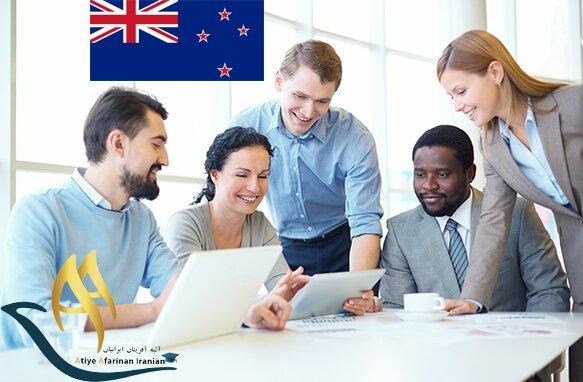 ویزای کار کشور نیوزلند