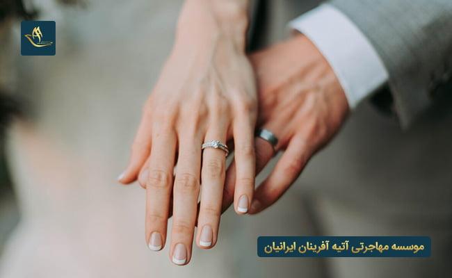 مهاجرت به فنلاند از طریق ازدواج |  مدارک مورد نیاز جهت اخذ ویزای ازدواج در فنلاند | اخذ اقامت از طریق ازدواج در فنلاند
