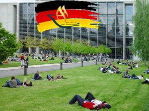 دانشگاه فنی درسدن در کشور آلمان