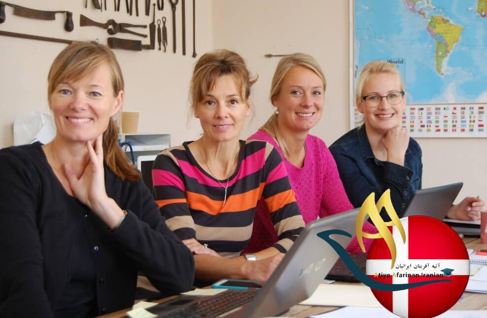 – ثبت شرکت در کشور دانمارک