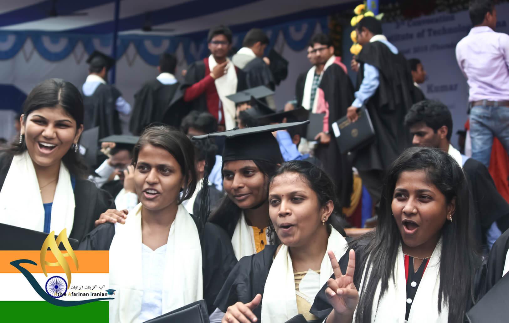 اقامت پس از تحصیل در هند