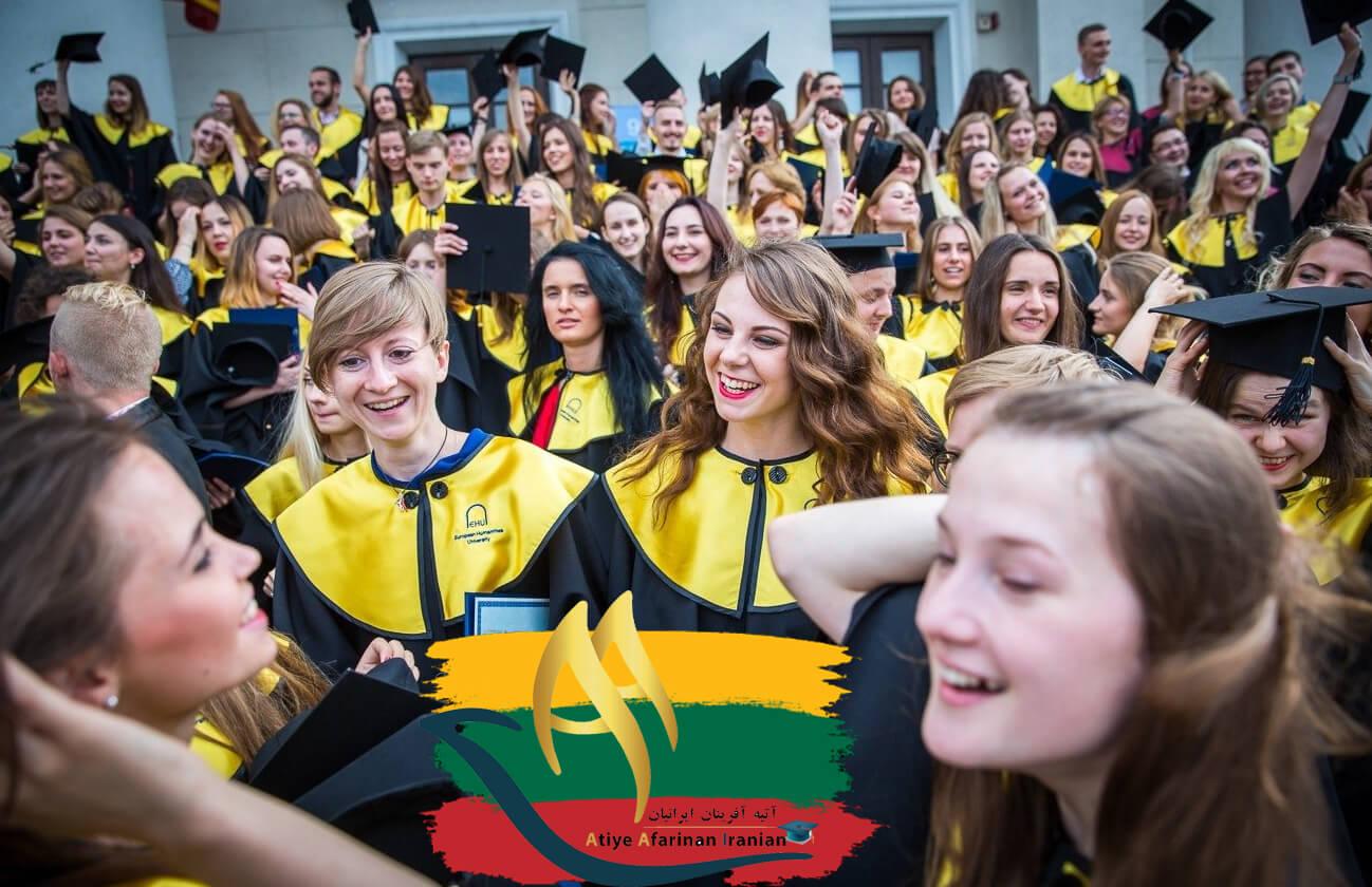 اقامت پس از تحصیل در لیتوانی