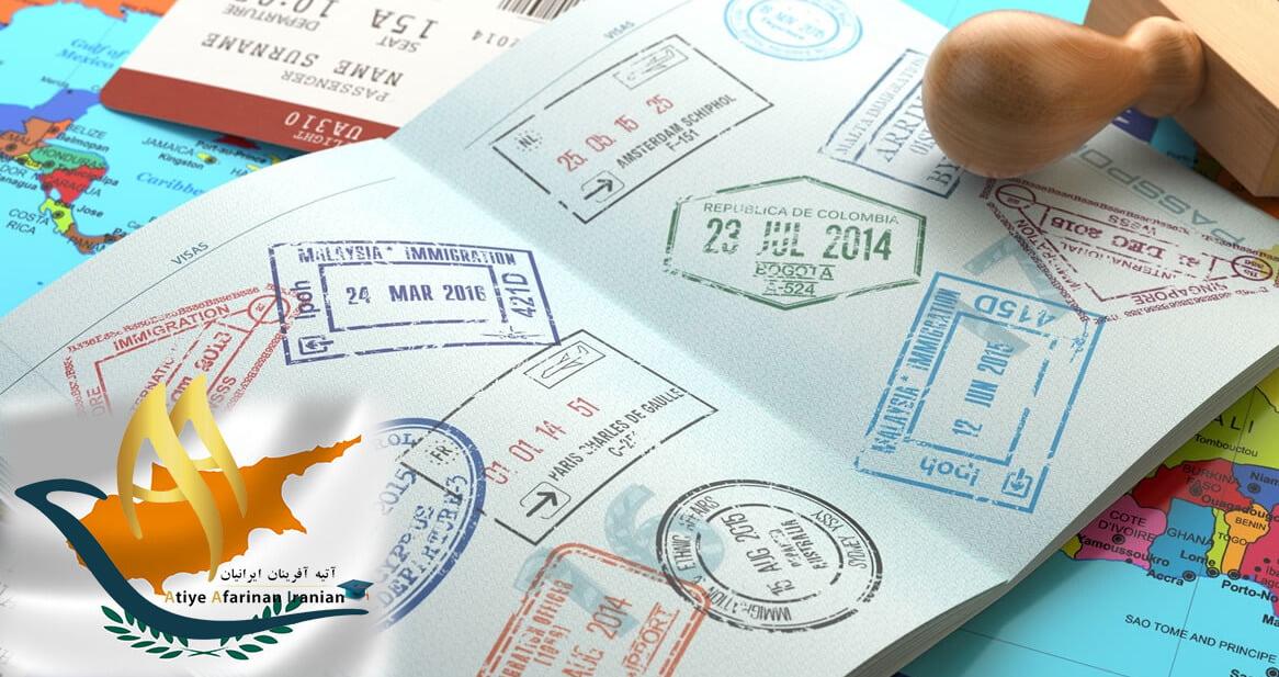 ویزای توریستی کشور قبرس