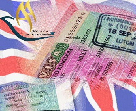 ویزای توریستی کشور انگلستان