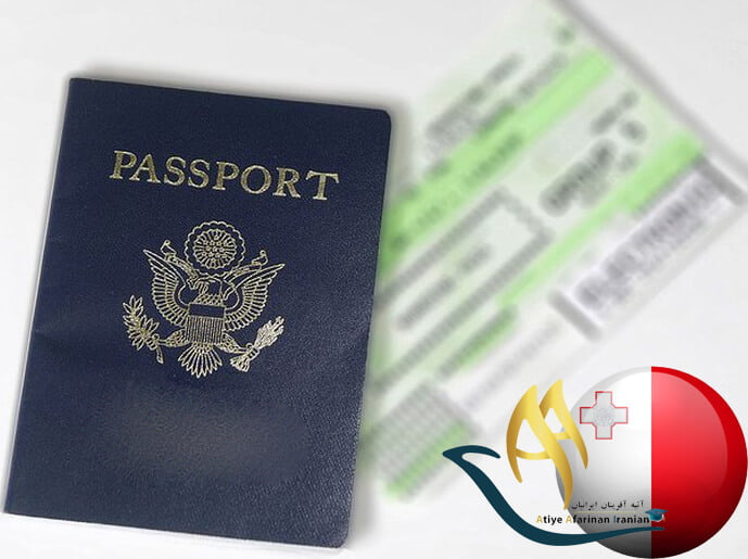 اخذ ویزای توریستی مالتا