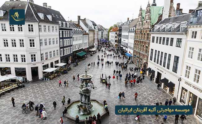 پناهندگی در دانمارک | پروسه پناهندگی در دانمارک | مدارک لازم جهت پناهندگی در دانمارک