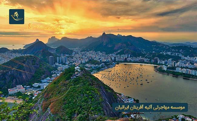 پناهندگی در برزیل | وضعیت حقوقی پناهندگان در برزیل | فرآیند پناهندگی در برزیل | اسکان مجدد پناهندگان در برزیل