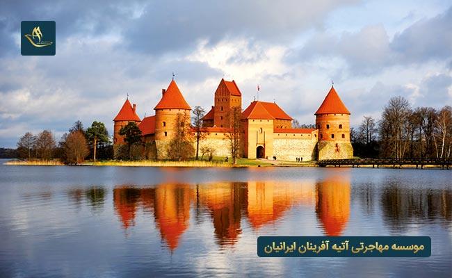 اقامت و تابعیت لیتوانی | زمینه های رایج مهاجرت به لیتوانی | اخذ اقامت لیتوانی از طریق سرمایه گذاری
