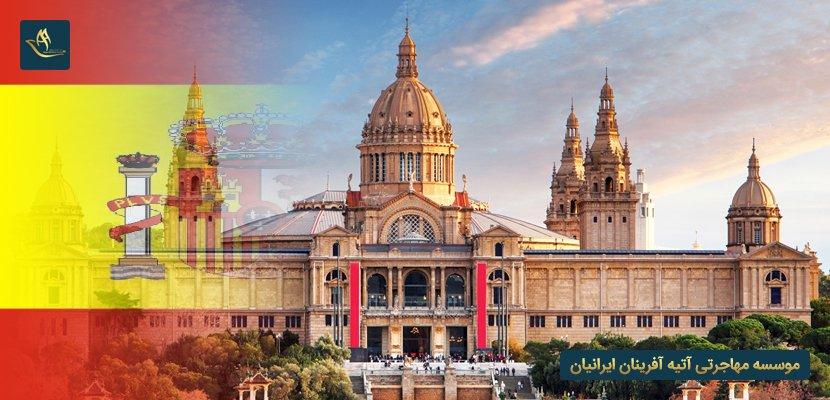اقامت و تابعیت کشور اسپانیا