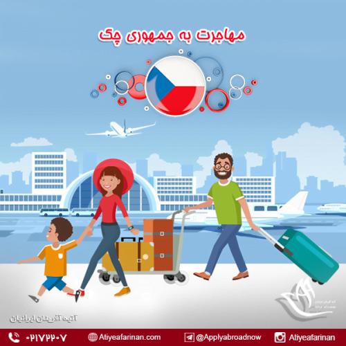 مهاجرت به جمهوری چک