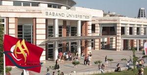 دانشگاه سابانجی استانبول ترکیه