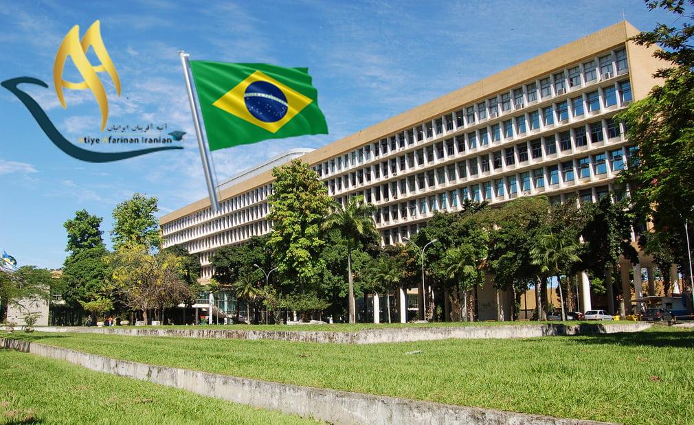 دانشگاه ريودوژانيرو برزیل