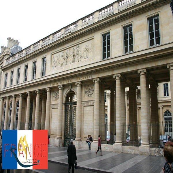 دانشگاه دکارت پاریس یا پاریس 5 فرانسه