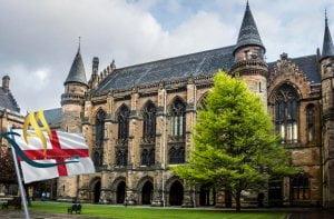 دانشگاه گلاسگو اسکاتلند