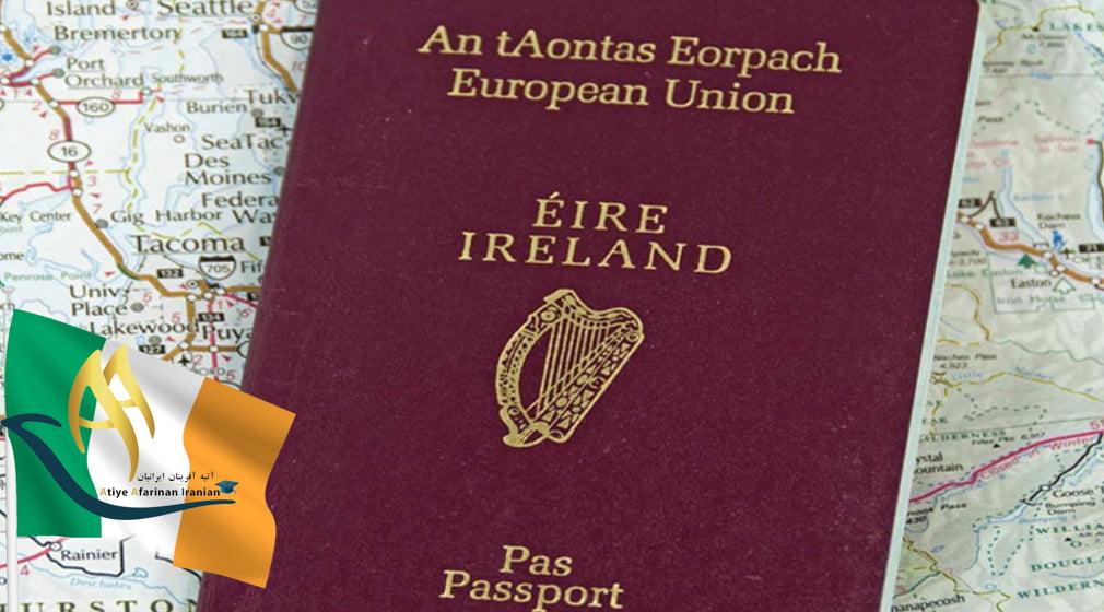 اقامت و تابعیت در ایرلند
