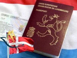 اقامت و تابعیت دانمارک