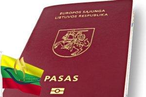 اقامت و تابعیت لیتوانی