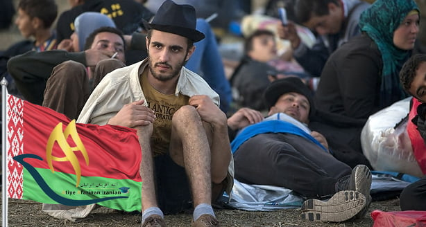 پناهندگی در بلاروس
