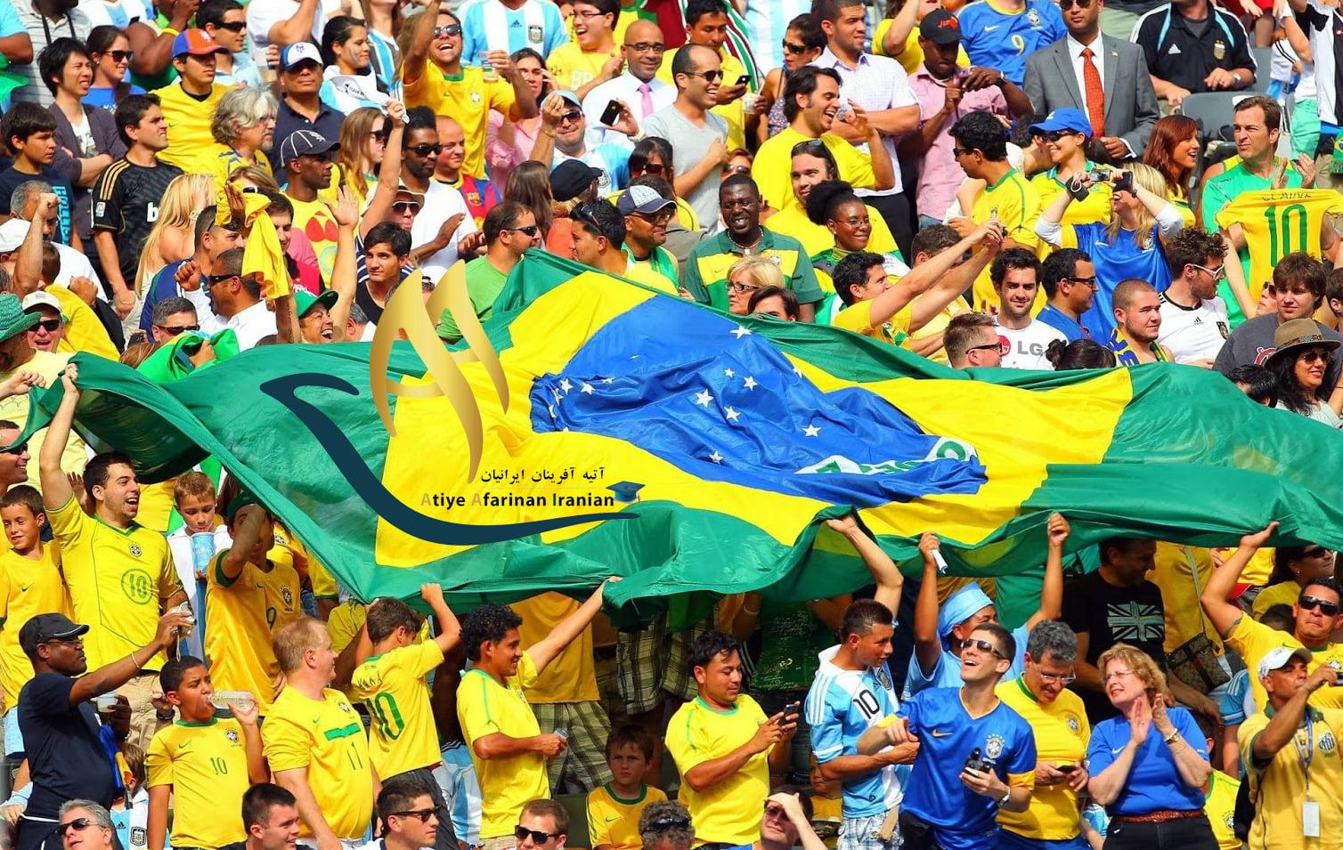 پناهندگی در برزیل