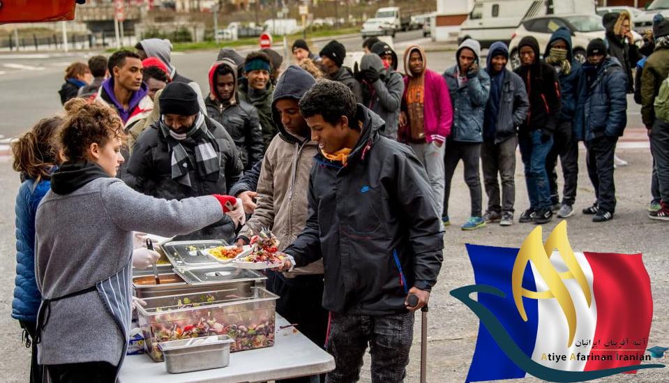 پناهندگی در فرانسه