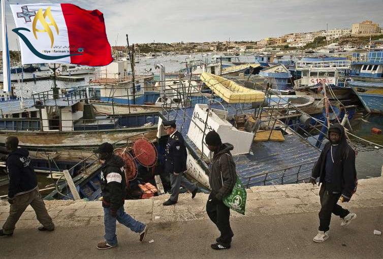 پناهندگی در مالتا