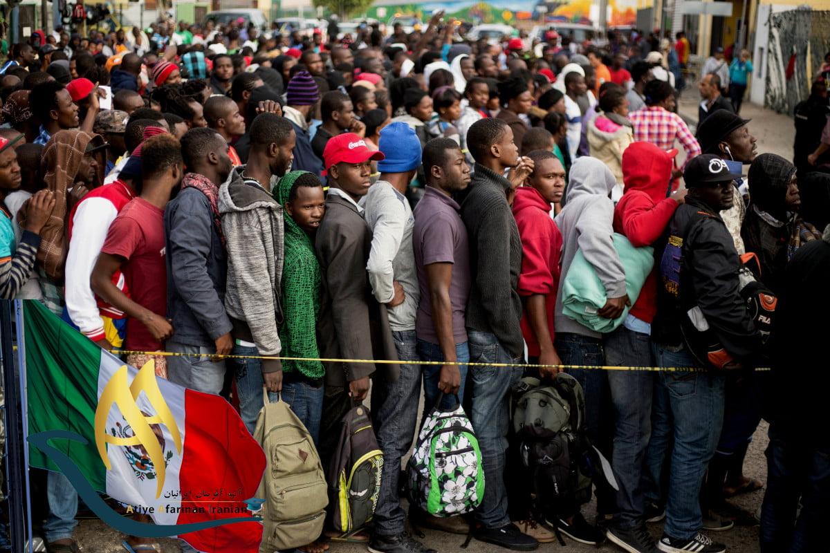 پناهندگی در مکزیک