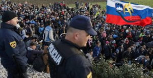 پناهندگی در اسلوونی