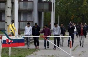 پناهندگی در اسلواکی