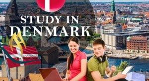 تحصیل رایگان در دانمارک