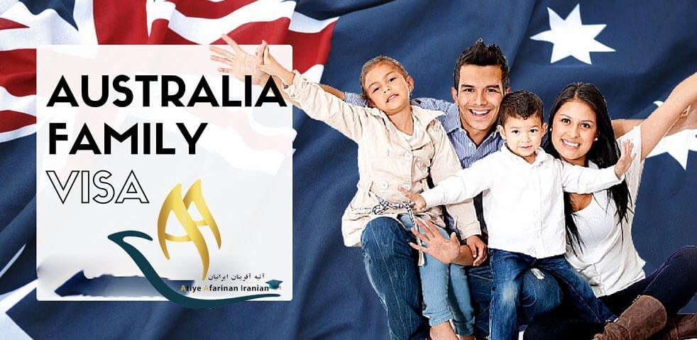 ویزای ساب کلاس 309 استرالیا