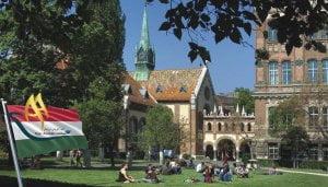 دانشگاه بین المللی فنی و مهندسی بوداپست مجارستان