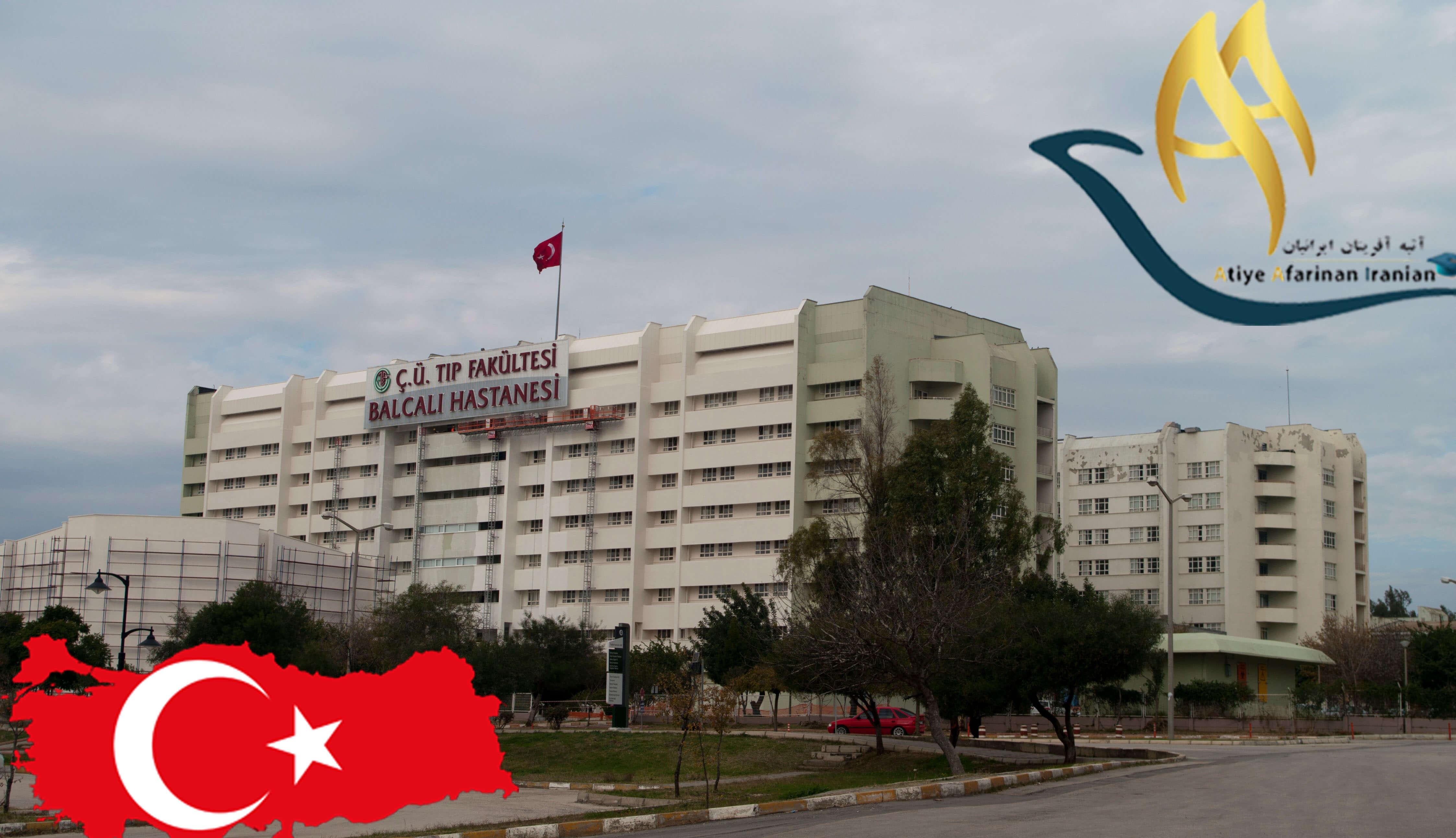 دانشگاه دولتی چوکوروا ترکیه
