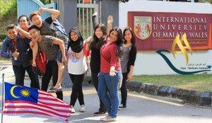 دانشگاه بین المللی ولز مالزی